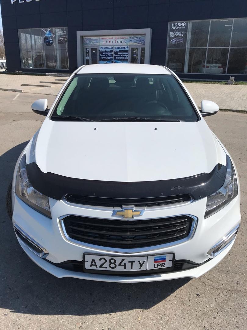Фотографии Chevrolet Cruze 2016 в автосалоне Автомир