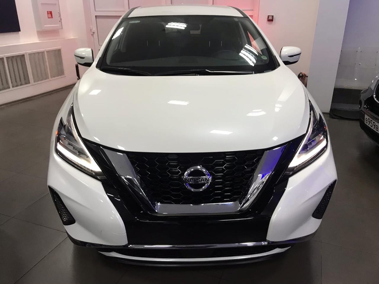 Фотографии Nissan Murano 2019 в автосалоне Автомир